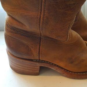 Ladies Size 7 Frye Cowboy Boots